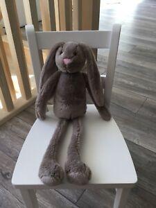 Pottery barn kids bunny rabbit plush toy