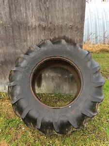 Goodyear 23.1 X 34 tractor tires