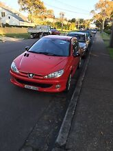 Peugeot 206 GTI180 - Sale or swap Manly Vale Manly Area Preview