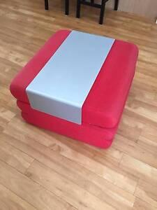 2 in 1 small coffee table/single futon Kensington Melbourne City Preview