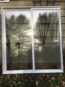 6ft  Sliding Glass Patio Door
