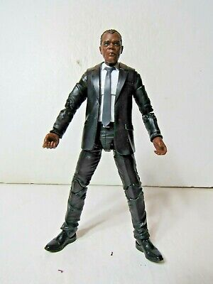 "Marvel Legends BAF Kree Sentry Series Nick Fury 6"" action figure"