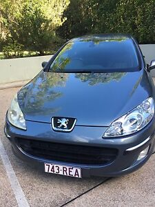 2004 Peugeot 407 Sedan Robina Gold Coast South Preview