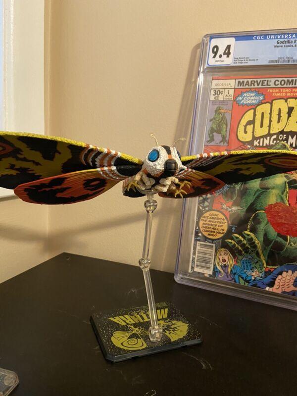 SH Monsterarts Mothra - Original Version