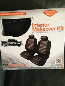 New trucks and SUVs seat covers