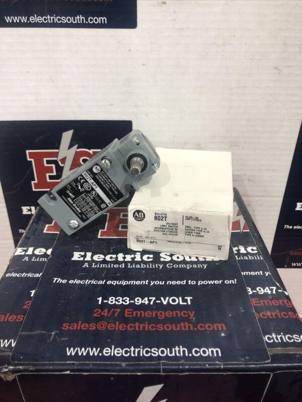 Allen Bradley Limit Switch 802T-AP1
