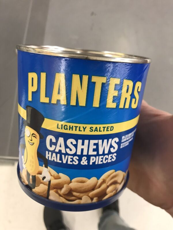 planters peanuts Error Can