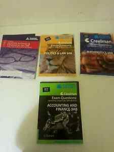 WACE exam study guides ($10 each) Scarborough Stirling Area Preview