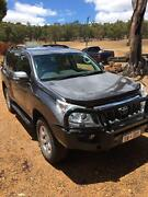 TOYOTA PRADO GXL 2013 TURBO DIESEL AUTO 5 DOOR WAGON Gidgegannup Swan Area Preview