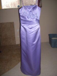 Bride maid dress
