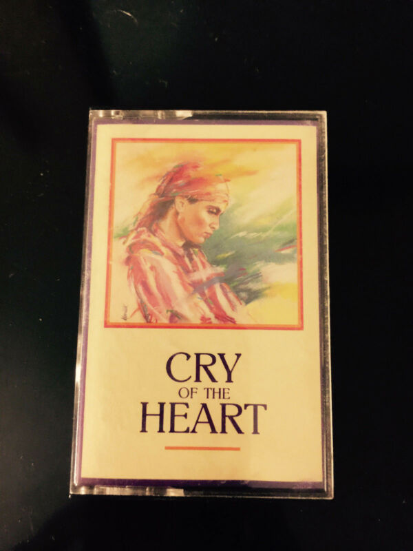 Gurumayi Chidvilasananda  Cry Of The Heart 1988 Religious Devotional Cassette