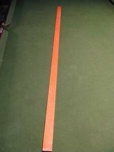 "VINTAGE - RABONE 60"" (5ft) FIXED WOOD RULER WITH BRASS ENDS -RARE Brunswick East Moreland Area Preview"
