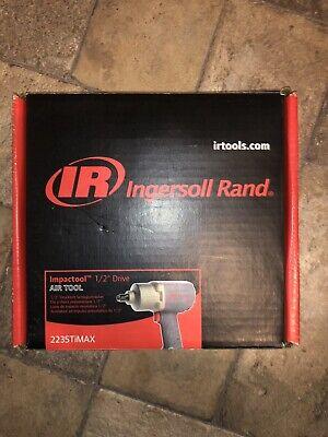 "New Ingersoll Rand Impactool 1/2"" Drive Air Tool 2235TiMAX Air Tool Gun Wrench"