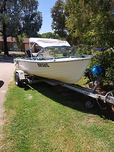 Gannet 15ft boat Parafield Gardens Salisbury Area Preview