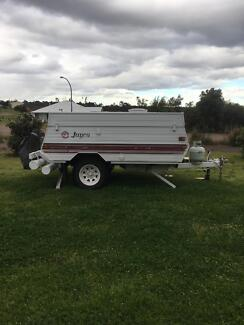 Jayco Jayflight Camper Van