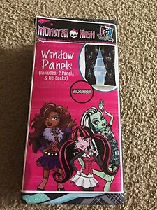 Monster High Curtains *new*