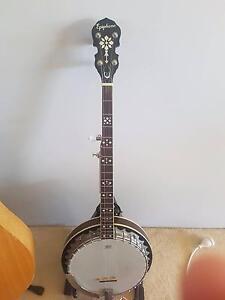 Epiphone banjo, modified Waikiki Rockingham Area Preview