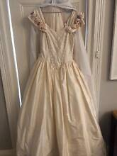 Wedding Dress - bespoke by Betrothed Boutique Hackney Norwood Area Preview