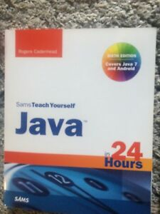 Sam's Teach Yourself Java in 24 Hours (6th Edition)