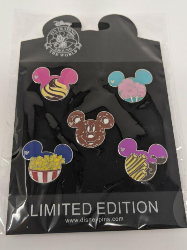Food Series Hidden Mickey DLR Disneyland Resort Disney Pins No Chaser