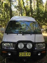 4WD HIACE CAMPERVAN Sydney City Inner Sydney Preview