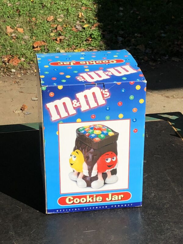 M&M's Cookie Jar