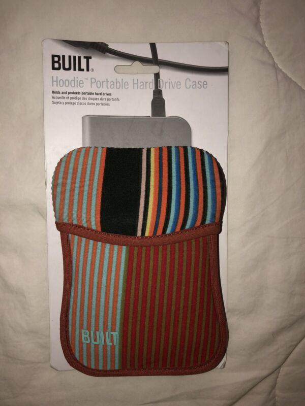 Built Hoodie Portable Hard Drive Case