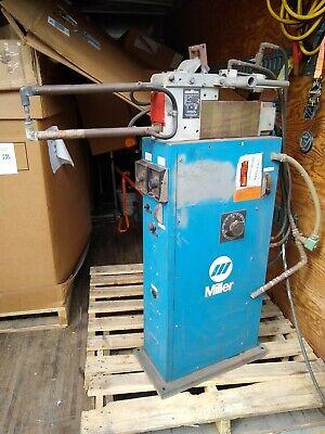 Miller Mps-20 18-inch Tong Reach Resistance Spot Welder 20kva 230-volts 90-amp