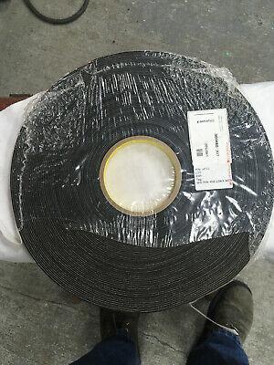 3m Vinyl Foam Tape 4516 Black 12 In X 36 Yd 62 Mil