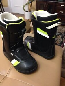 Ride Snowboard boots Size 10 - Boa Lacing system $120