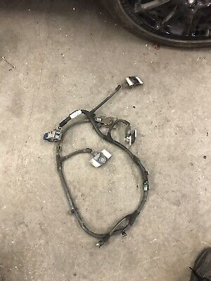 Vauxhall Insignia Rear Parking sensors and wiring loom 13238612