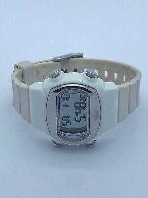 Adidas Ladies Watch White On White Digital Quartz