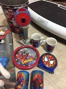 Spider-Man stuff
