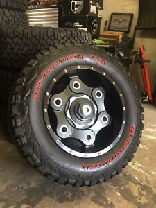 BFGoodrich A/T T/A KO2 and Rims
