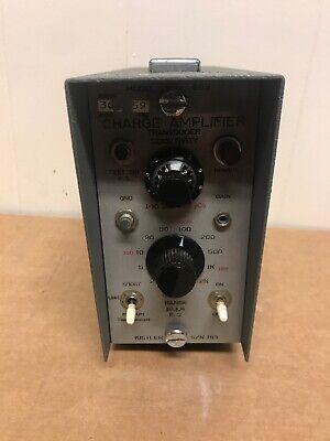 Kistler 503 Charge Amplifier