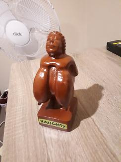 Naughty Statue