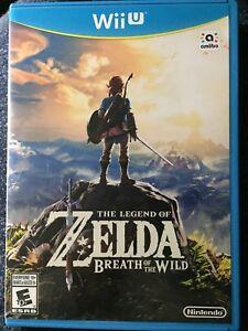 Used copy of The Legend of Zelda: BOTW