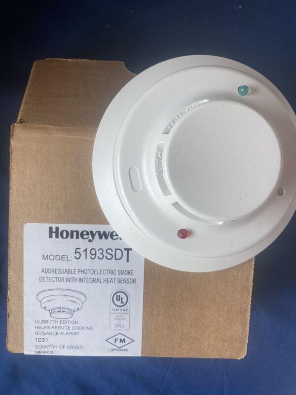 honeywell 5193SDT