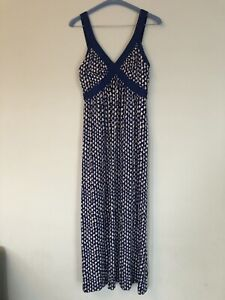 Boden Uk maxi dress size 10