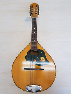 German Democratic Republic Mandolin
