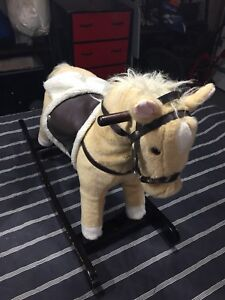 Rocking horse (OFFERS WELCOME)