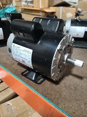 5 Hp Spl 3450 Rpm Air Compressor 60 Hz Electric Motor 208-230 Volts Century B383