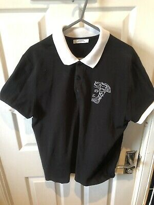 Versace Collection Polo Shirt Xl, Not Hugo Boss, Lacoste