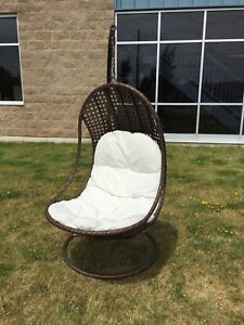 Super clearance sale swing chair brand new lowest price in GTA
