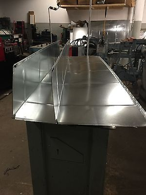 20x8 Duct Work Ductwork Sheet Metal Sheetmetal Furnace Heatingair Conditioning