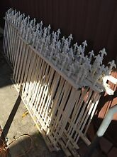 Spear top front fence Guildford Parramatta Area Preview