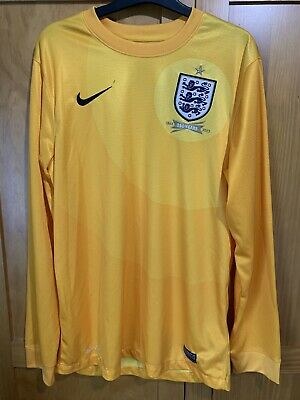england football shirt 150 Years Worn Once Mens Small Nike Genuine