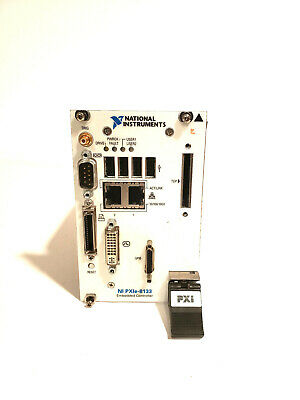 Usa National Instruments Ni Pxie-8133 1.73 Ghz Quad-core Pxi Exp. Controller