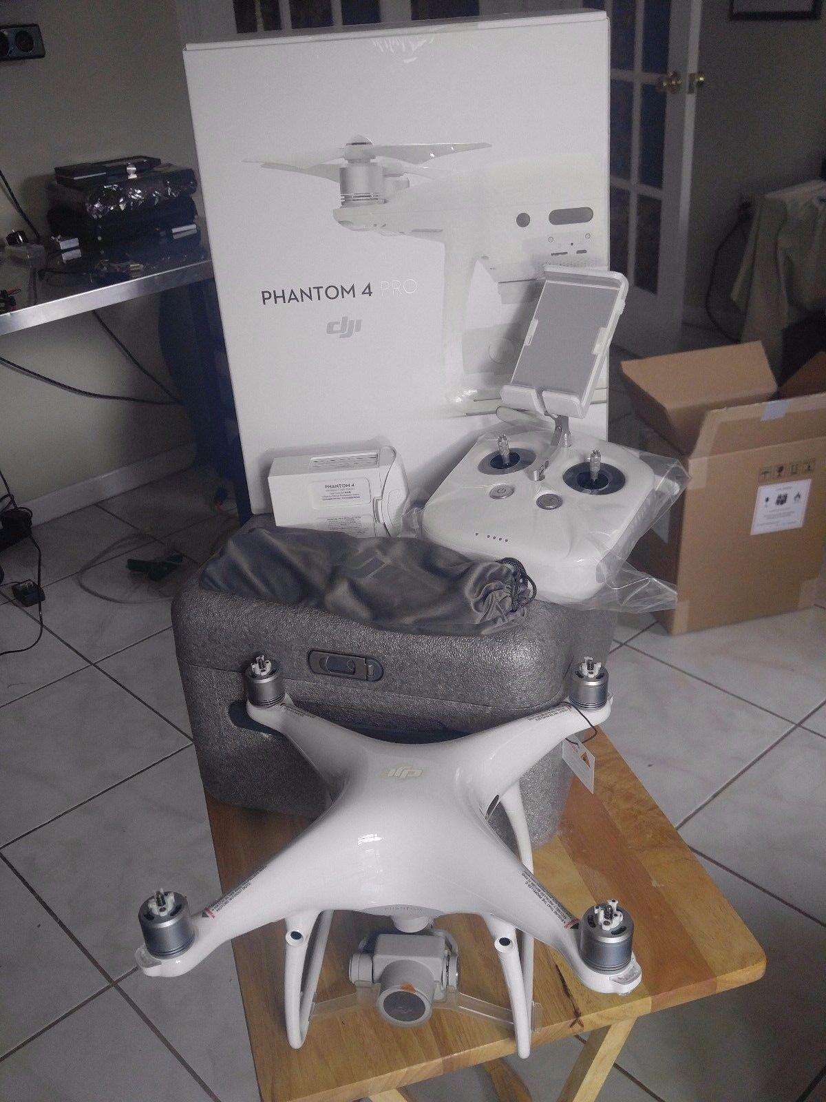 DJI Phantom 4 Pro - Free Fast shipping