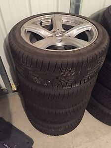 BMW style 290 wheels and tires